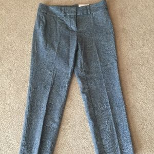 Loft The Riviera Pant - Blue & White - NWT